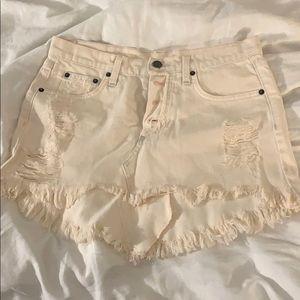 Light pink LF Carmar skirt